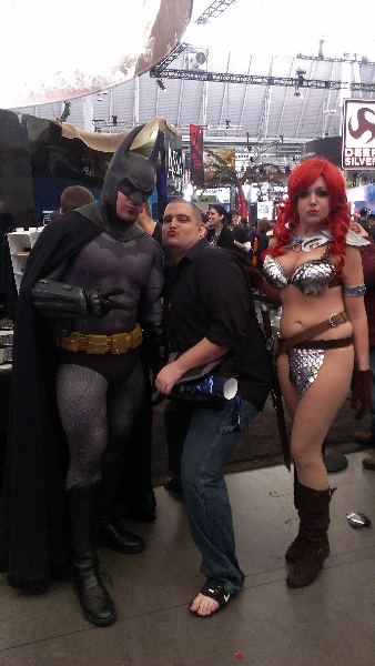 Battman and ???