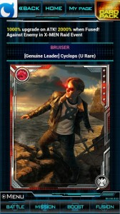 [Genuine Leader] Cyclops (U Rare)