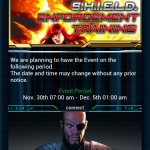 S.H.I.E.L.D. Enforcement Training Players Guide