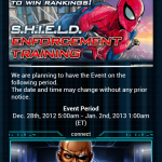 S.H.I.E.L.D. Enforcement Training Event 2
