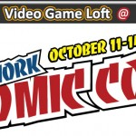 New York Comic Con: The Games, the Panels, the People.